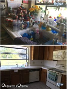 O&O Mission Viejo Kitchen Sink & Counter CleanUp