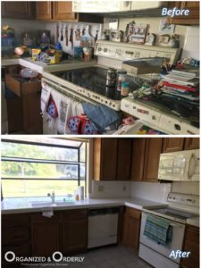 O&O Mission Viejo Kitchen Stove Cleanup